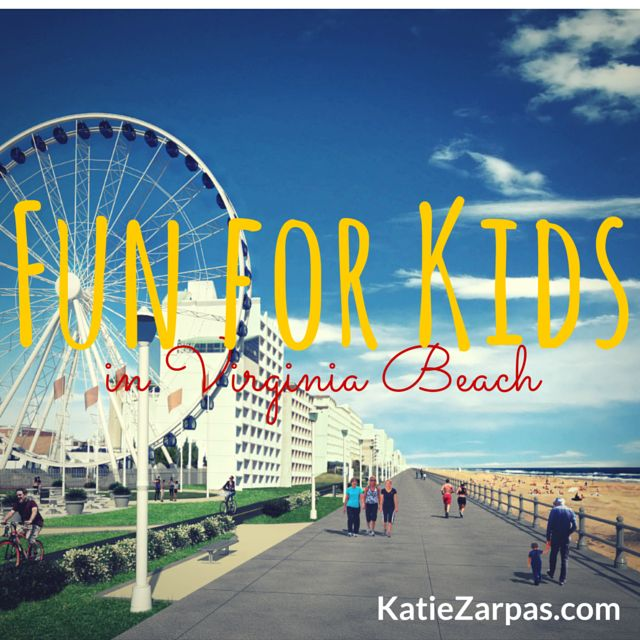 Fun for Kids in Virginia Beach - Find kid-friendly or family things to do this summer in Virginia Beach! Includes sports, activities, summer camps & more.