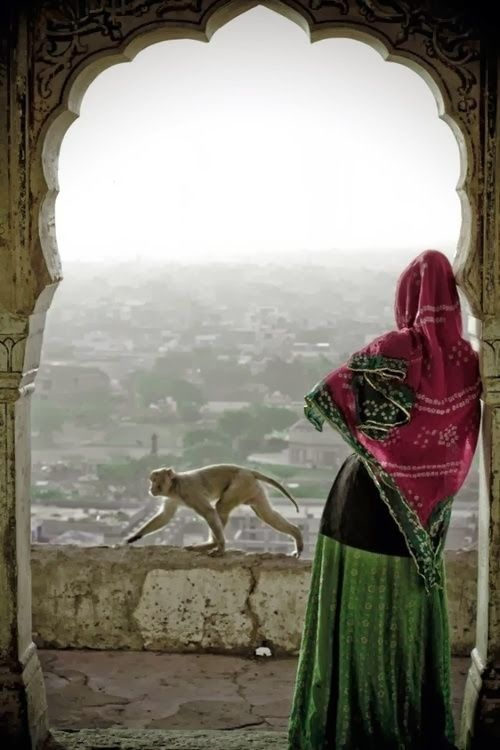 It's mesmerizing and magical! Been there, right there!   (Jaipur- Rajastan, India)
