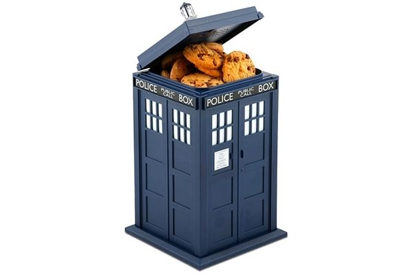 Tardis cookie jar because i love cookies and i love dr who dr who pinterest jars i - Tardis cookie jar ...