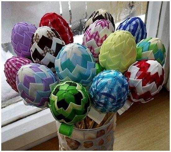 Falešný patchwork aneb Hody hody, dejte vejce... | Moje mozkovna