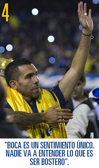 Tevez, money for nothing.10 frases, 10 fotos | Olé