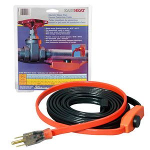 Must have...EasyHeat Freeze Free Water Pipe Freeze Protection Cable - Mills Fleet Farm