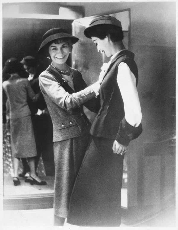 an introduction to the life of gabrielle chanel Fashion legend: coco chanel by the most famous woman in fashion history, needs little introduction chanel readily participated in the high life of travel.