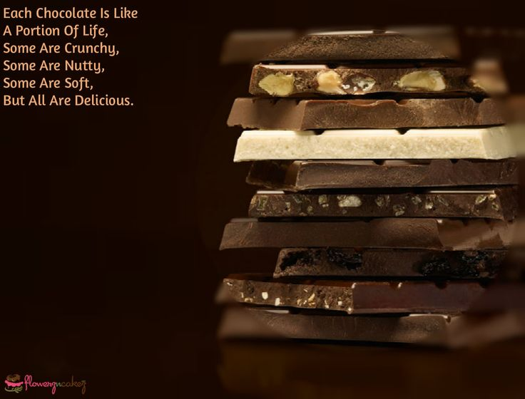 Happy Chocolate Day...