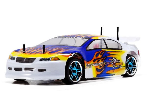 REDCAT RACING LIGHTNING #EPXPROCAR 1/10 SCALE BRUSHLESS ELECTRIC (WITH 2.4GHZ REMOTE CONTROL). For more info visit at www.rcracingstore.com