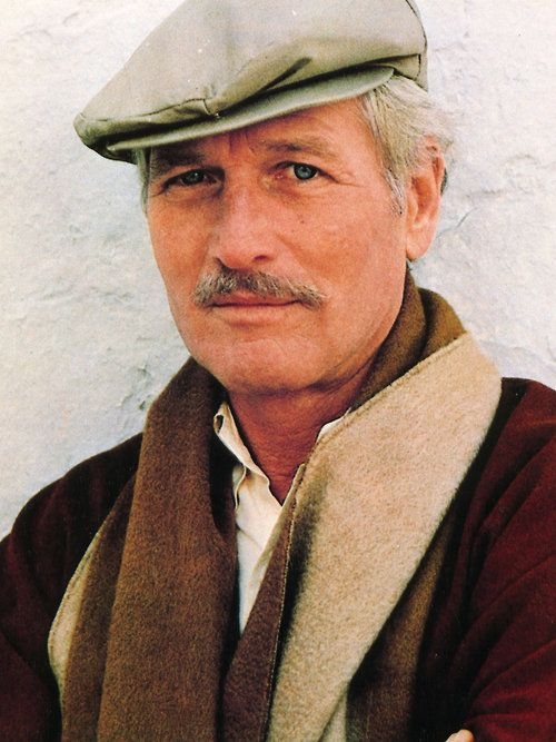Young, old, with moutache or without....I'll take Paul Newman any way I can get him.