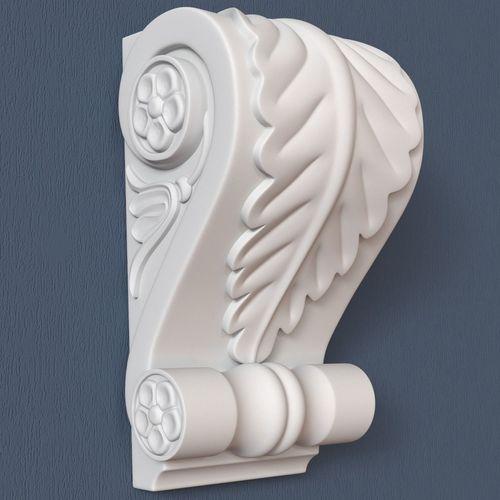 30 decorative corbels collection 3d model max obj fbx ma mb 15