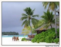 Panoramio - Photo of Banyan Tree Maldives