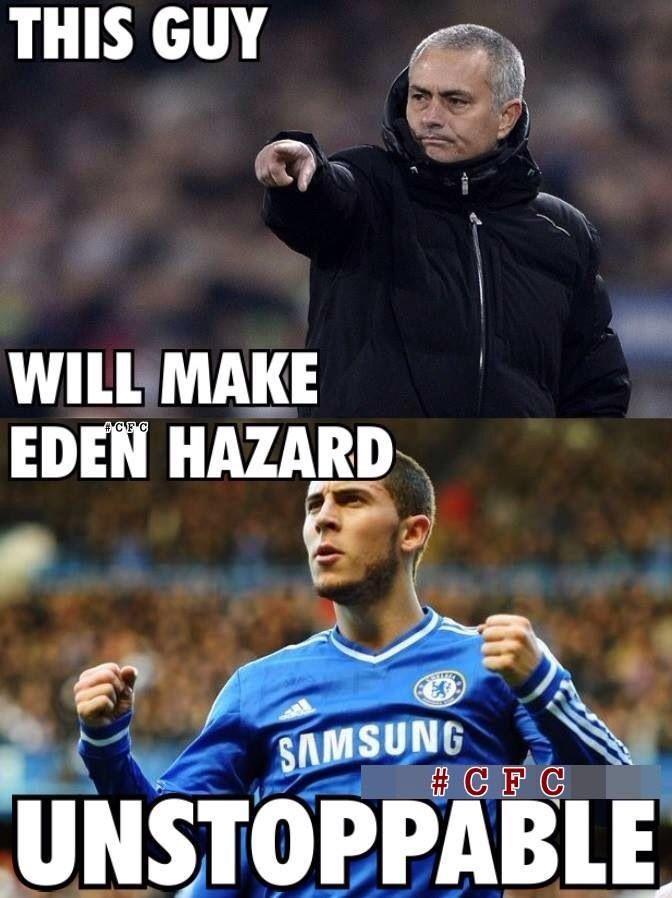Eden Hazard is just beginning!!