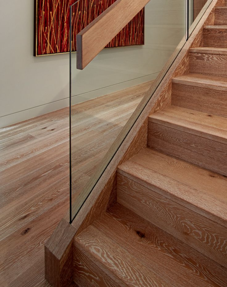 staircase detail,