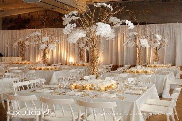 Gold Wedding Decorations Best 25 Gold Wedding Decorations Ideas On