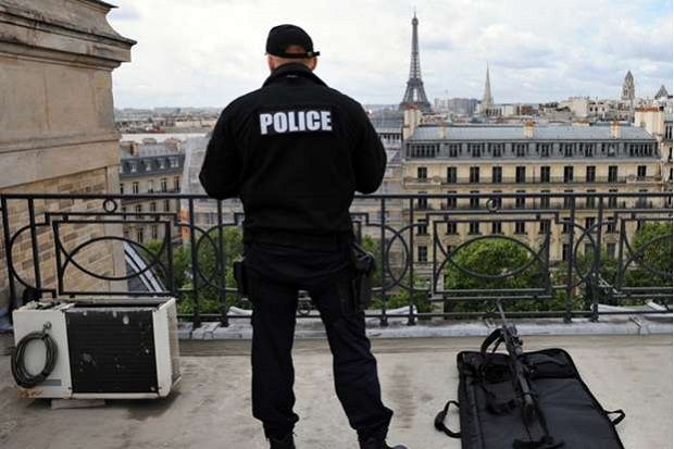 Kota Marseille Dipenuhi Penembak Jitu #Euro2016 #PialaEropa2016