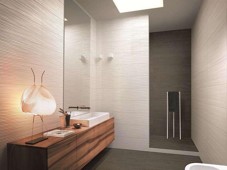 Oltre 25 fantastiche idee su arredamento da bagno grigio - Ceramiche bagno moderno ...