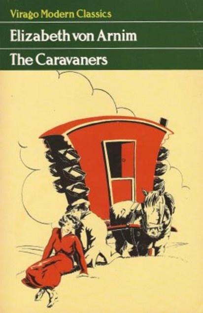 The Caravaners by Elizabeth von Arnim   LibraryThing