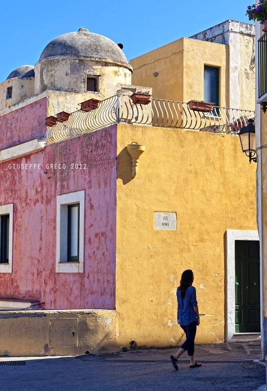 VENTOTENE COLORS by GIUSEPPE GRECO on 500px