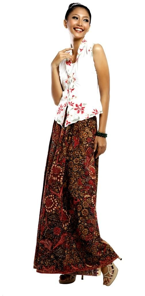 Batik Dress by Indische