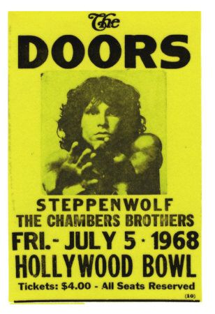 60S+Music+Posters | Rock Music fans: What is the greatest era for ROCK MUSIC? Name what ...