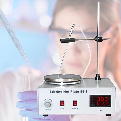 Magnetrührer Stirring Hot Plate Magnet Rührer Labor Praxis Forschung MG1