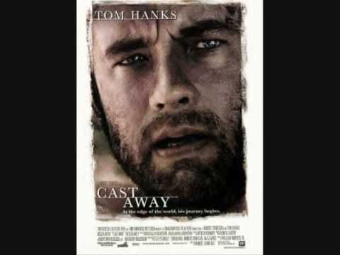 Alan Silvestri ---  Cast Away Theme - End Credits  --------We've forgotten how beautiful this ending  was.......Tom at the crossroads  :( What to do , where to go...?