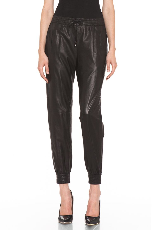 Best 25+ Leather jogging pants ideas on Pinterest   Converse pants, Grey slacks and Classic ...