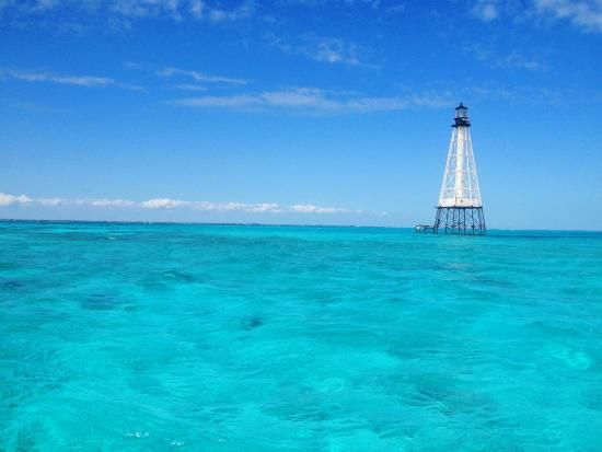 Photo of Alligator Reef Light House