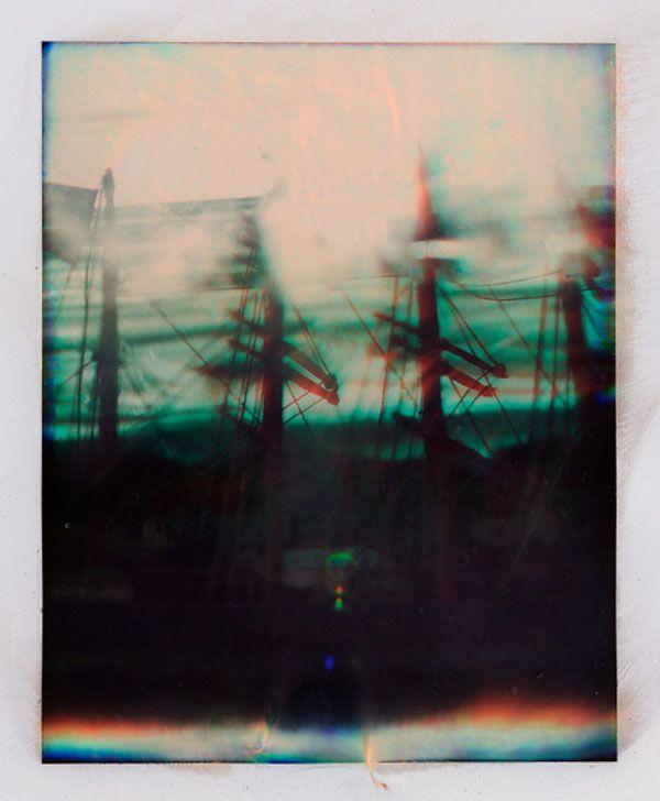 Unmoored – Experimental Photography by Carlo Van de Roer