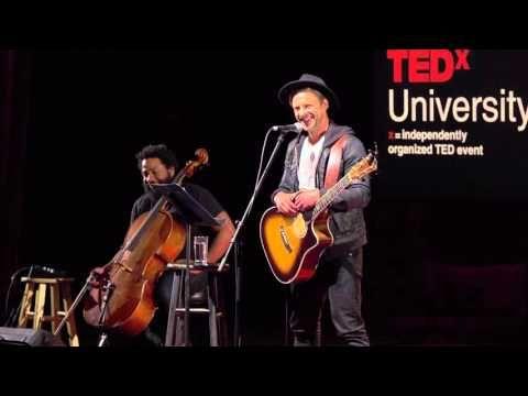 Live Your Song.   Jon Foreman   TEDxUniversityofNevada