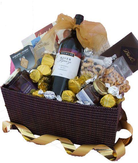 45 best gift hampers australia images on pinterest hampers australia gift baskets gourmet essentials gift hamper negle Gallery