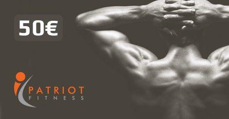 SÚŤAŽ: Nezmeškajte príležitosť získať 50 € na vstup do Patriot Fitness! Súťaž končí 10.5. 2015.