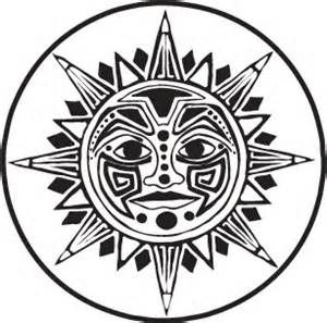 1000 Ideas About Aztec Drawing On Pinterest