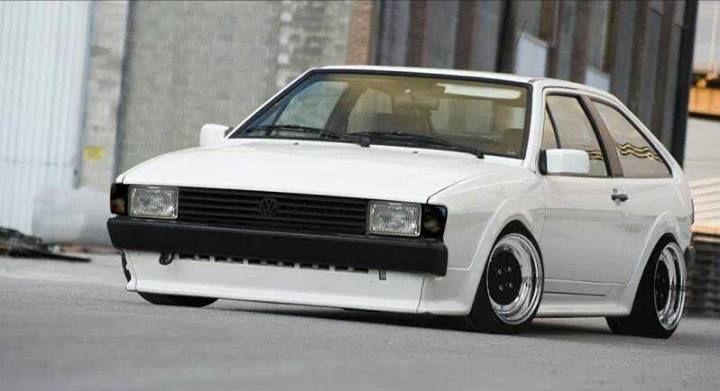 Mean Volkswagen Scirocco Mk2 Cars N Crap Pinterest