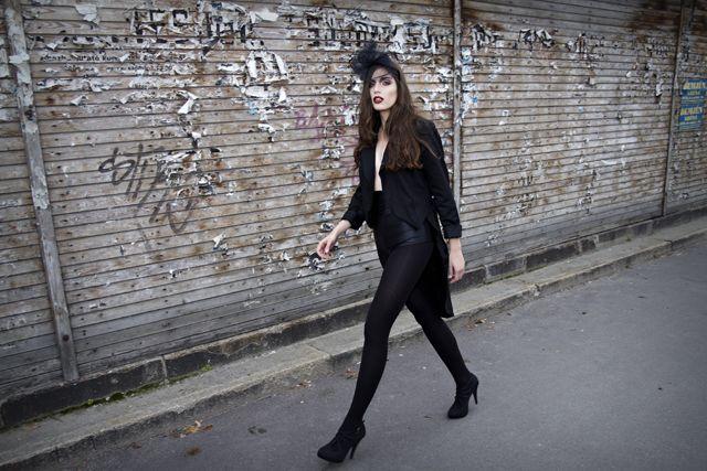 Photo: Peter Marosfalvi | Makeup & Hair: Dora Graff