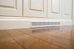 built in wall heat vent extender - Google Search