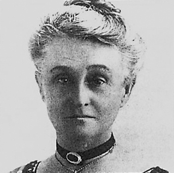 Edith Cowan was from a prominent family but lost her mother to childbirth when Edith was seven, then lost her father, at age fifteen, when he was executed for killing his second wife.  She grew up to help women get the vote in Australia (in 1899), and led organizations to help children and prostitutes.  At age 59, Cowan won a surprise victory over Australia's attorney general to become Australia's first female member of parliament.  Cowan advocated for working women and for sex education.