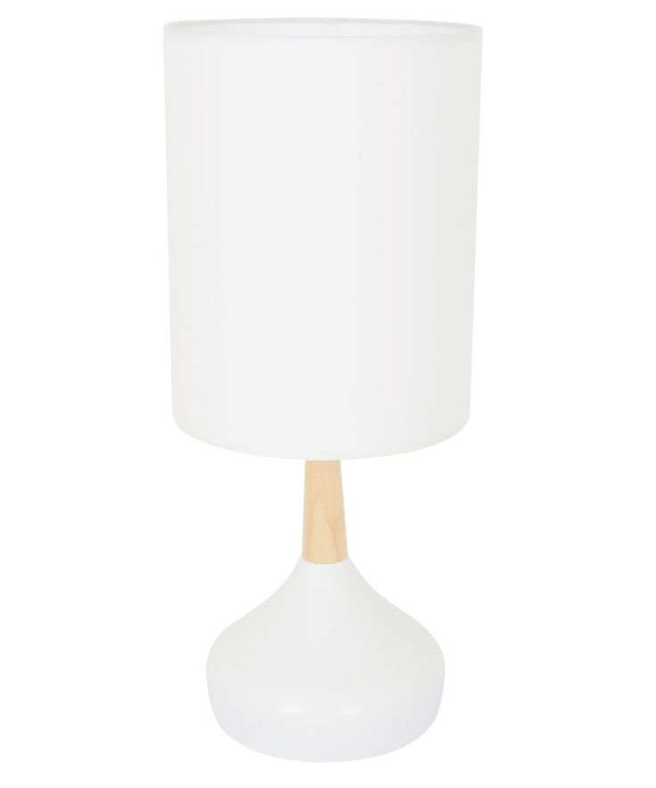 Pod Small Table Lamp in White