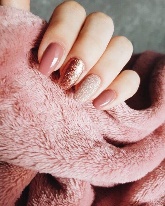 30 Acrylnägel für den Herbst in diesem Jahr – Nail Art