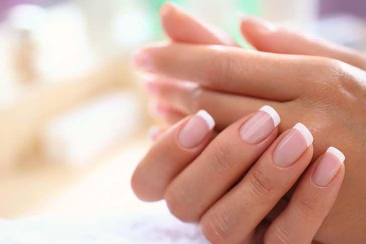 american manicure | American Manicure Nails
