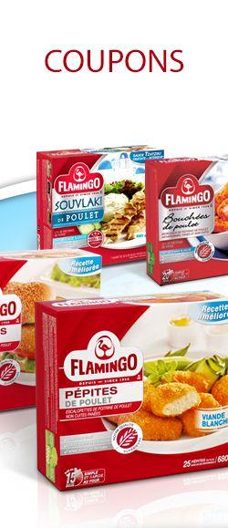 Généreux coupon pour poulet Flamingo.  http://rienquedugratuit.ca/coupons/genereux-coupon-pour-poulet-flamingo/