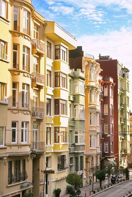 Akarsu Caddesi, Cihangir, İstanbul, Türkiye