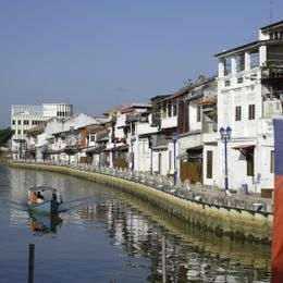 Melaka and George Town, Historic Cities of the Straits of Malacca