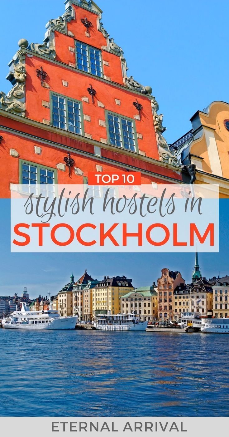 Planning an upcoming trip to Sweden and want to save some krona? This guide to where to stay in Stockholm on a budget will help you find the best hostels in Stockholm.