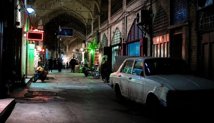Grand Bazaar - Tehran - [4231 x 2437]