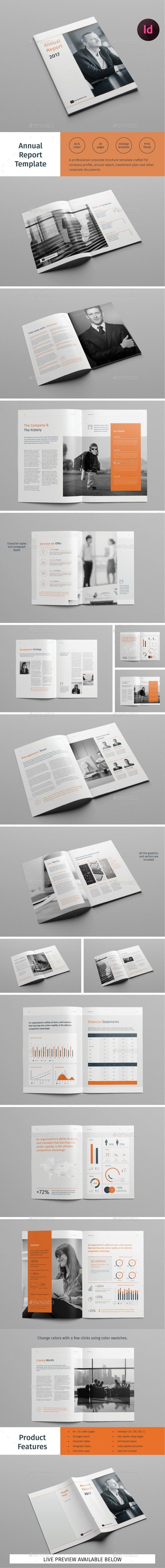 Annual Report Template InDesign INDD. Download here: http://graphicriver.net/item/annual-report/16179036?ref=ksioks