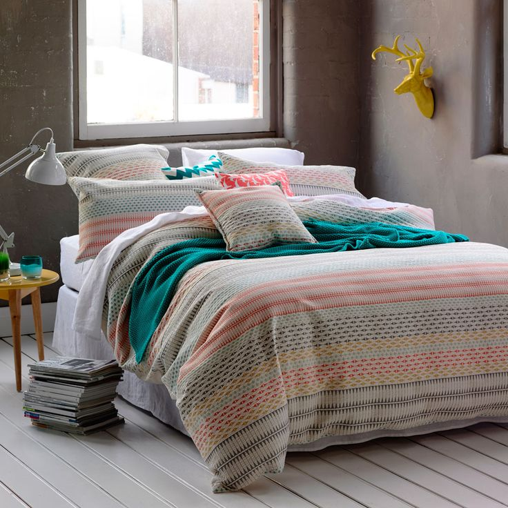 Home Republic Miami - Bedroom Quilt Covers & Coverlets - Adairs Online