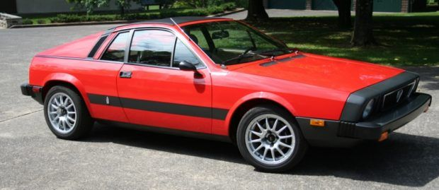 1976 Lancia Beta Scorpion | Bring a Trailer