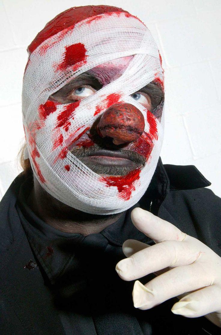25+ melhores ideias de Slipknot clown mask no Pinterest   Slipknot ...