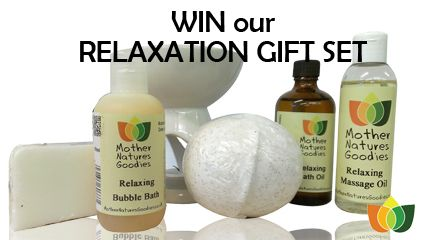 Win our Relaxation Gift Set
