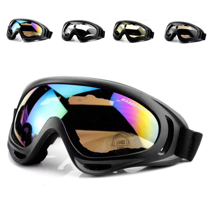 Hot Sale Skiing Eyewear Snowboard Masque Ski Snow Glasses Copozz Snowmobile Goggles Skibril Snowmobile Kayak Bag Women Polarized