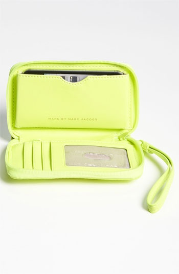 MARC BY MARC JACOBS 'Dreamy - Wingman' iPhone Wallet | Nordstrom