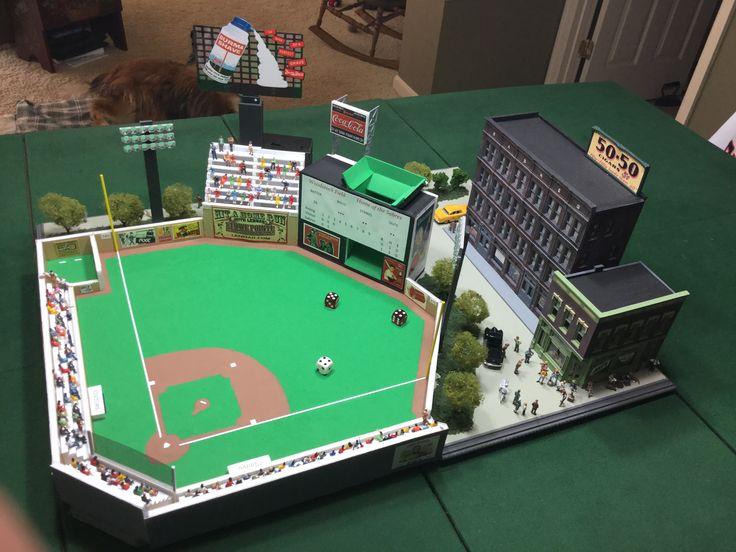 how to build oyo baseball field